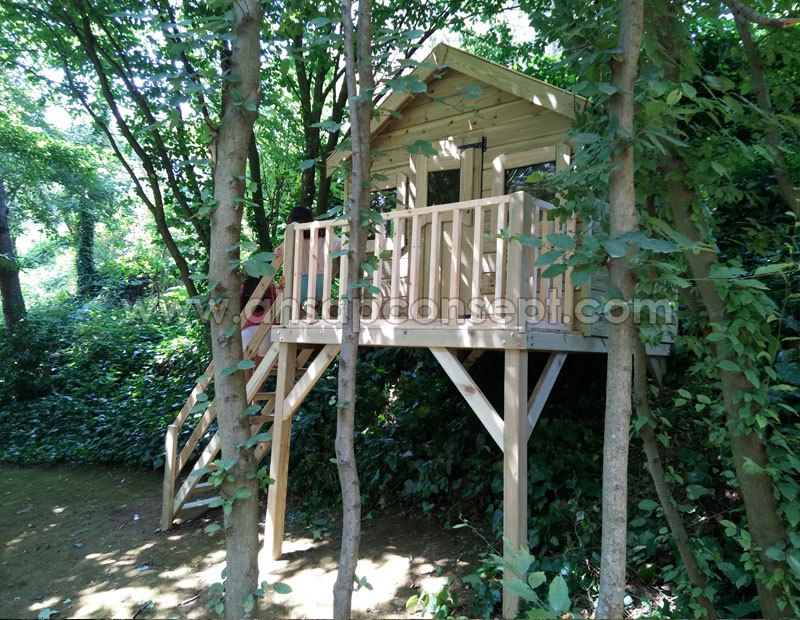 oyun evi, çocuk evi, ağaç ev, play house, minik ev,